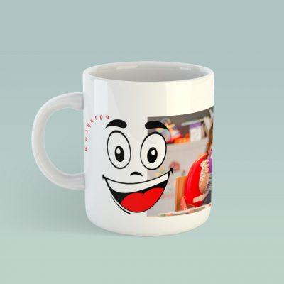 αστεία κούπα καφέ