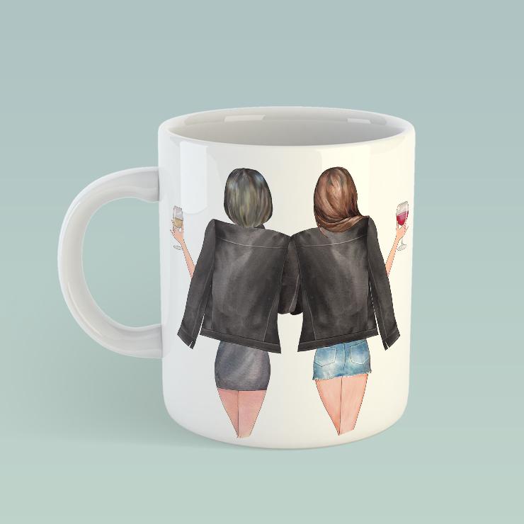 κούπα καφέ απλή ή μαγική